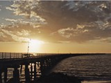 Esperance Tanker Jetty Sunrise