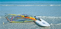 Wind Surfing Board